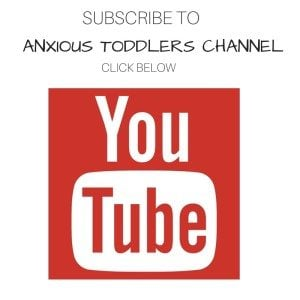 Subscribe to Anxious Toddlers Youtube channel for quick videos on how to parent a toddler