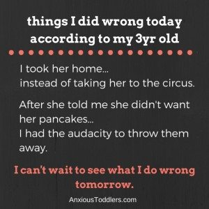Parenting quote - more quotes at Anxioustoddlers.com