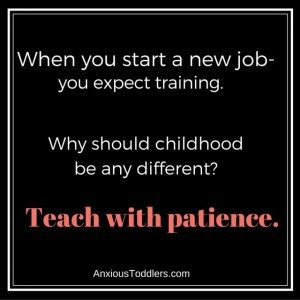 parenting quote. For more quotes visit AnxiousToddlers.com