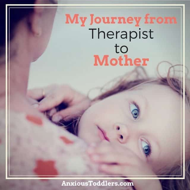 Having a child with sensory processing disorder can be a struggle. Being on the opposite end of services was too.