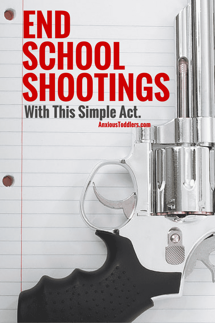 We can all do our part to end school shootings, but many of us don't.