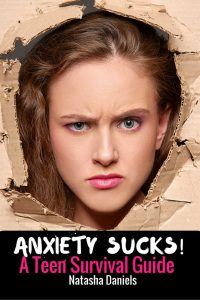Anxiety sucks. It does. Help an anxious teen out and have them read this.