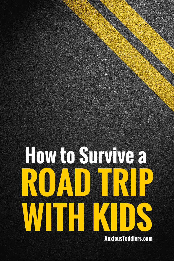 Are you daring enough to go on a road trip with kids? Don't head out until you read these survival tips!