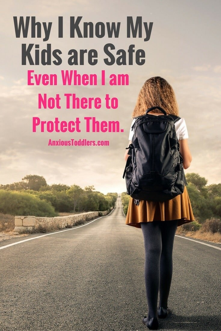 I have finally found a way to feel confident that my kids are safe, even when they aren't with me. You can too. #Wearsafe #SaferSmarter #ad