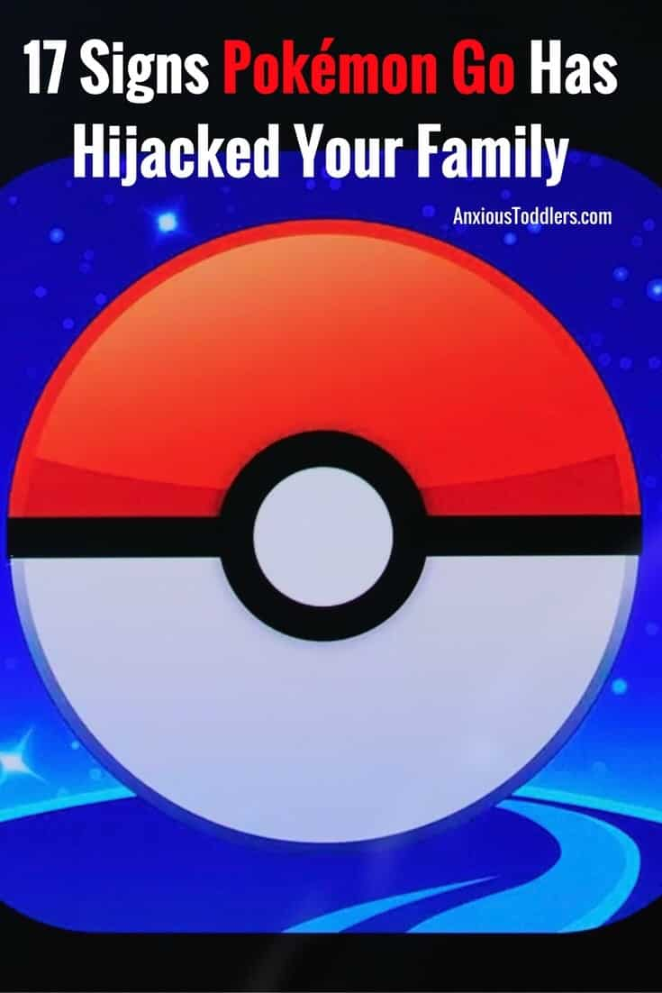 Has your world turned upside down since the release of Pokemon Go? Here are 17 signs your family has been hijacked by Pokemon Go! If you understand these 17 signs, you are in trouble!