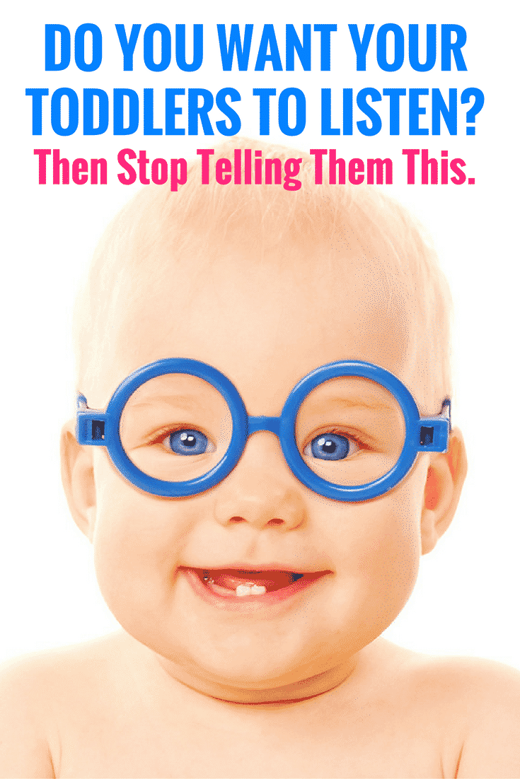 how to talk to toddlers so they will listen