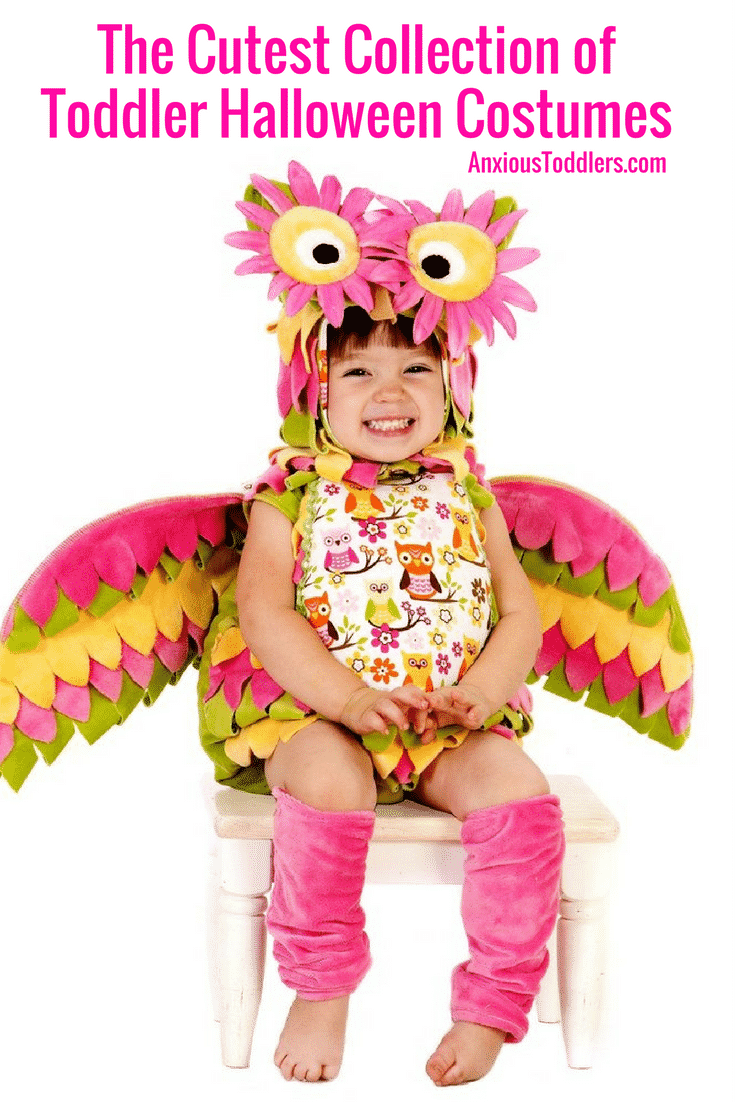 Tired of boring toddler Halloween costumes? I have searched for the cutest, most beautiful toddler costumes!