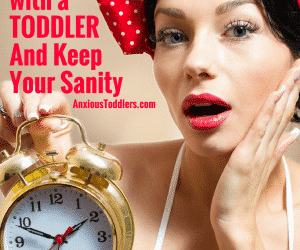 How to Structure Your Day with Your Toddler and Keep Your Sanity