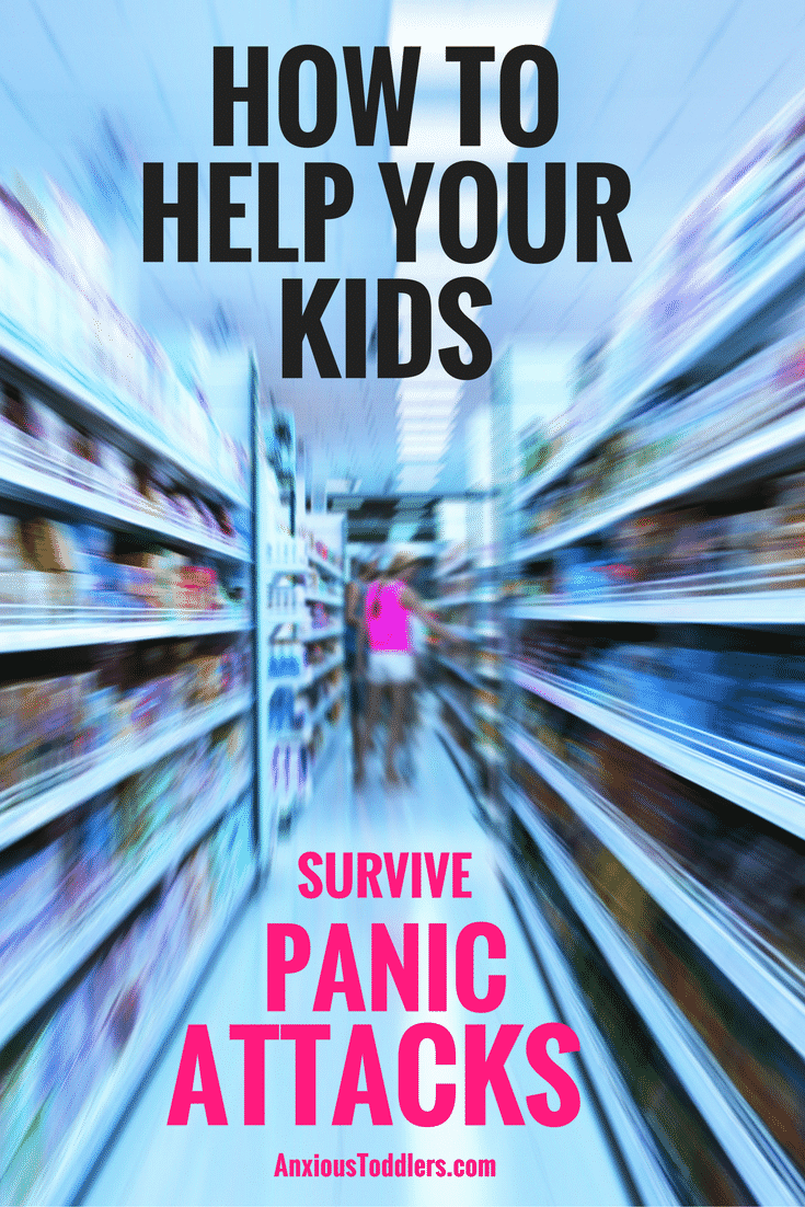 What to Do When Your Child is Suffering From Panic Attacks