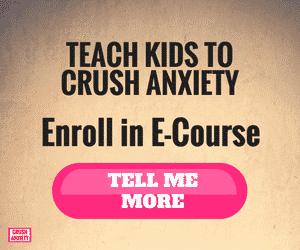 Crush anxiety e-course