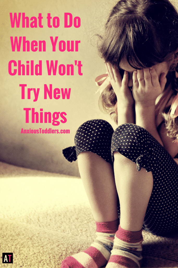 On this episode of Ask the Therapist, we talk about how to help kids when they are scared to try new things.