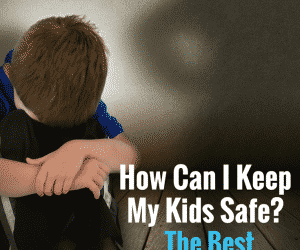 Ask the Child Therapist Episode 6: How Do I Keep My Kids Safe? The Best Lifesaving Tips.