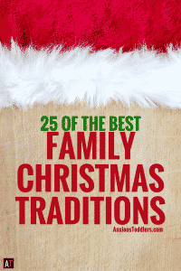 Looking for unique family traditions? Here are the best family Christmas traditions to jump start your holidays!