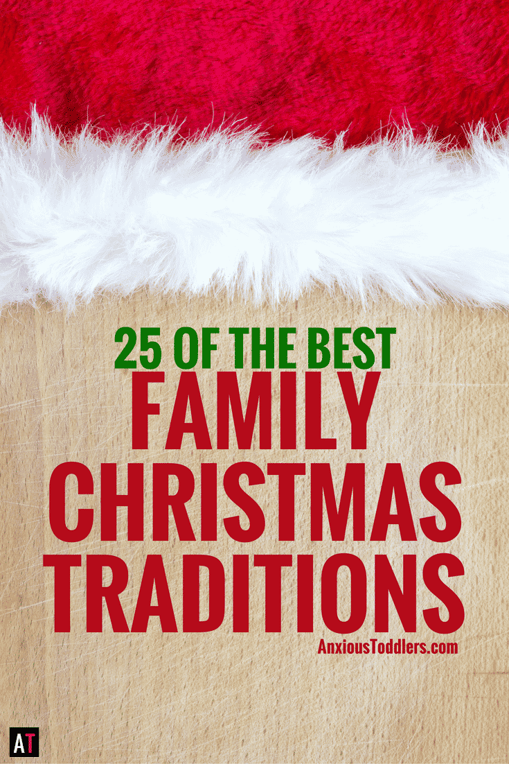 25 Of The Best Family Christmas Traditions Your Family