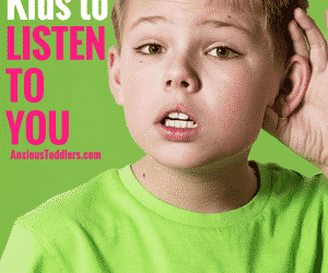 4 Fun Ways to Get Your Kids to Listen to You