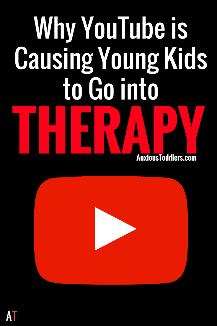Why YouTube Is Causing Young Kids To Go Into Therapy: And