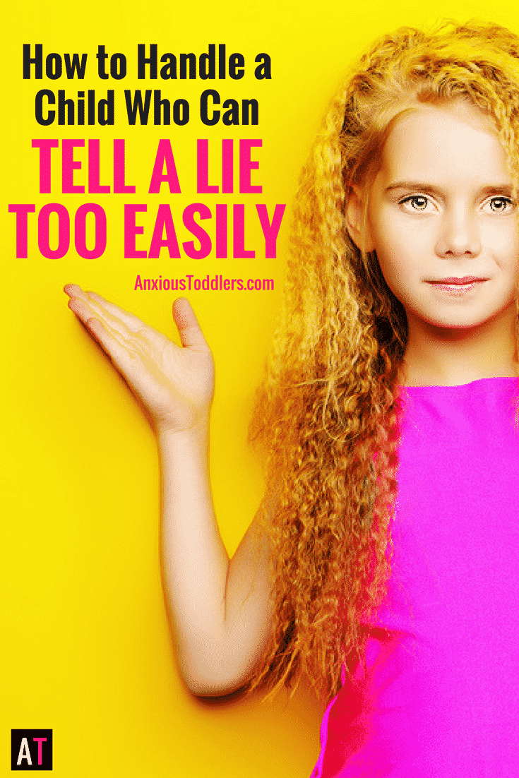 Ask the Child Therapist Episode 16: What to Do When Your Child Can Tell a Lie Too Easily