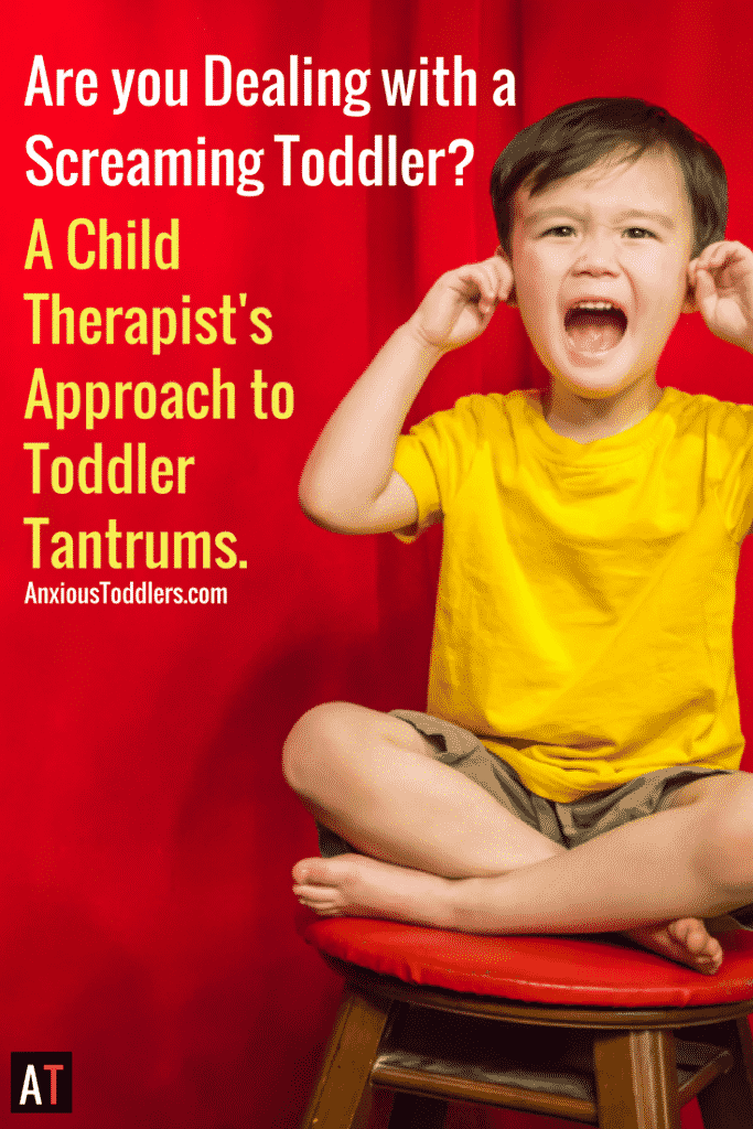 A screaming toddler is not fun, but it is a normal part of development. Here are some tips from a child therapist on how to deal with toddler tantrums.