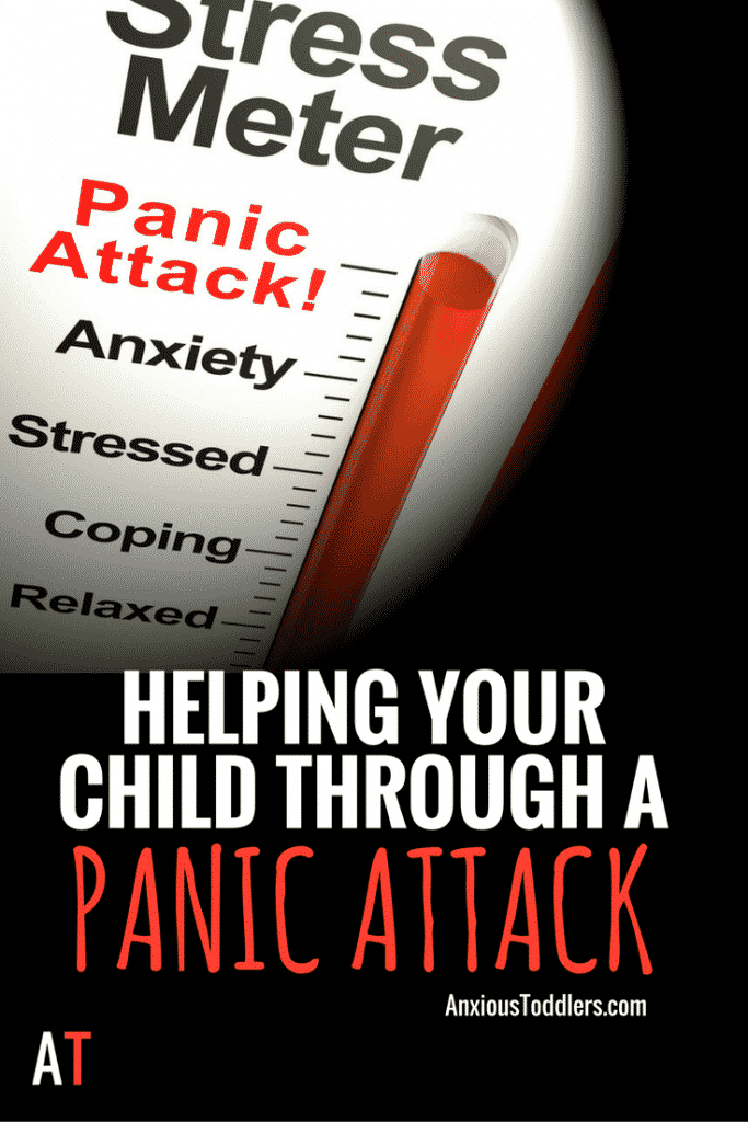 Watching your child go through a panic attack can be overwhelming. In this episode we explore ways to help your child through a panic attack.