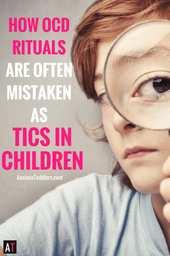 Your child is doing it again. That weird quirk. You cringe every time you see it. You tell yourself tics in children are common - it will pass. But what if it is not a tic.