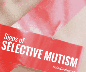 Signs of Selective Mutism: When It Isn't Just Shyness