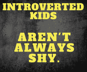 PSP 022: Understanding Introverted and Reserved Kids: They Aren't Always Shy!