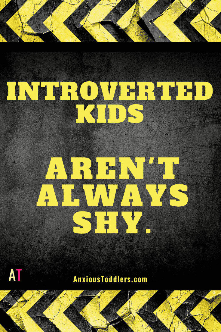 Introverted and reserved kids are some of the most misunderstood kids on this planet! Not all introverted kids are shy or socially anxious. Let me explain.
