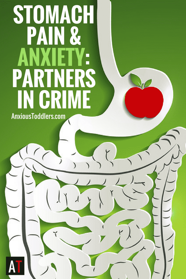 Ask the Child Therapist Episode 32: Stomach Pain and Anxiety: Partners in Crime