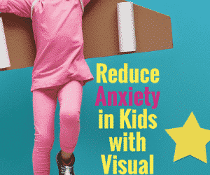 Episode 42: Reduce Anxiety in Kids with Visual Imagery
