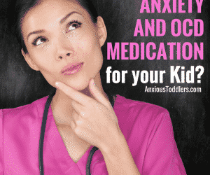 Ask the Child Therapist Episode 43: When is it Time to Consider Anxiety or OCD Medication for Kids?