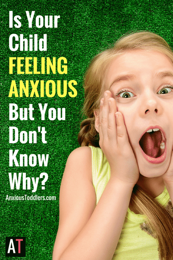 The best way to help a child who is feeling anxious is to target their anxiety. But what if you don't know what is making them anxious? Learn how to demystify your child's anxiety.