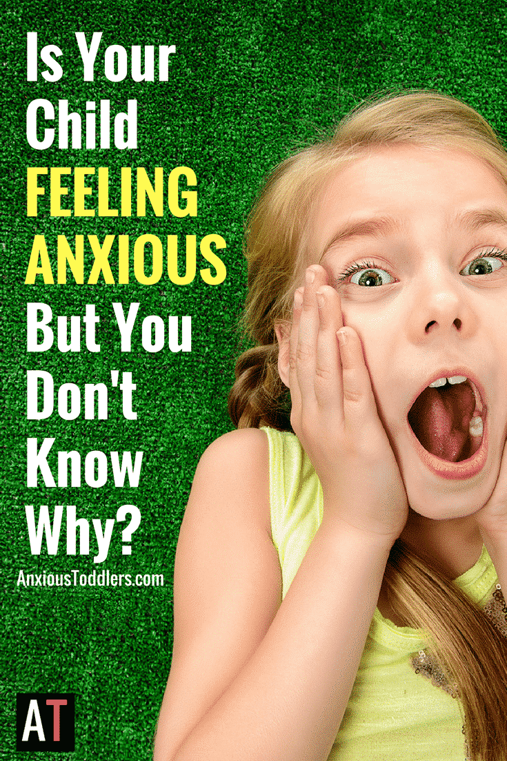 PSP 038: Is Your Child Feeling Anxious But You Don't Know Why? Learn How to Find the Source of the Anxiety.