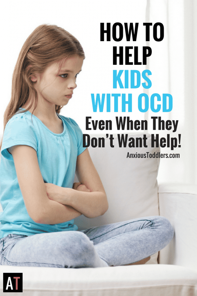 Are parents able to help kids with OCD even if they don't want help? Yes – I will show you how.