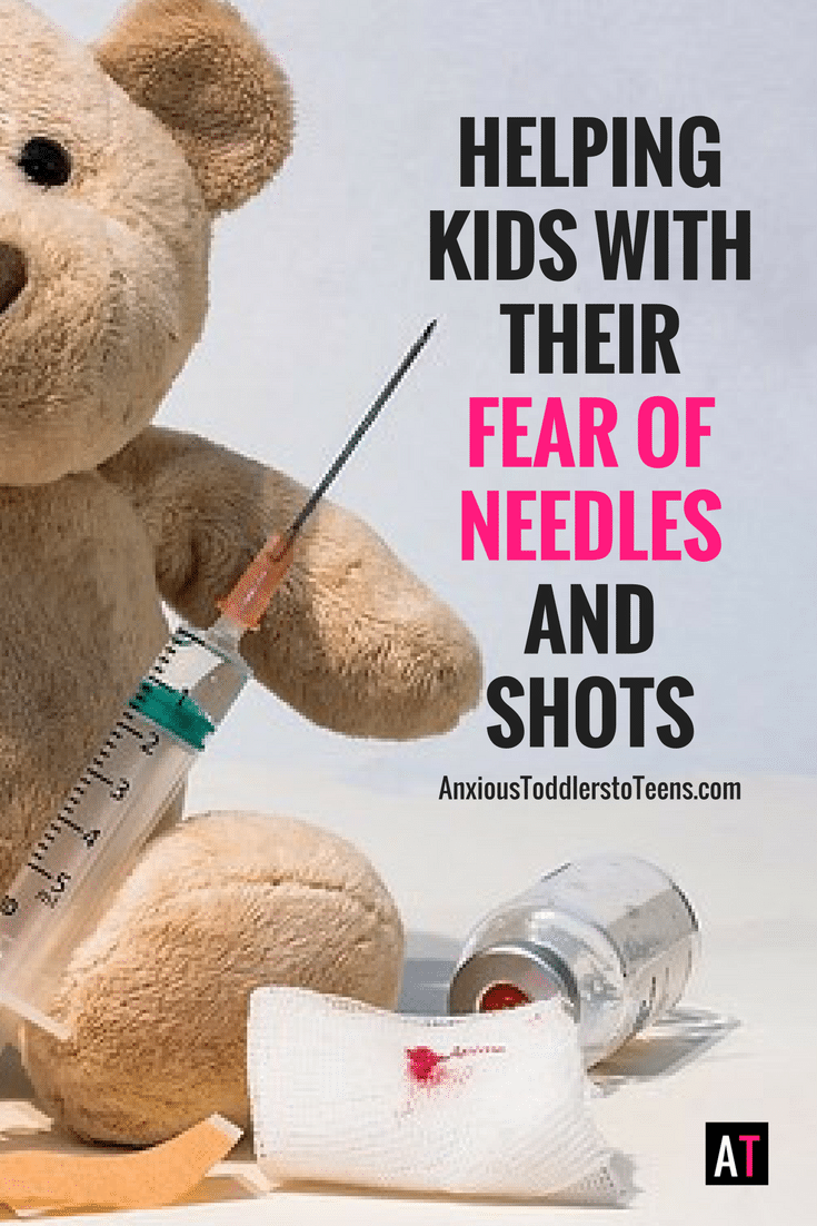 Ask the Child Therapist Episode 53: Helping Kids with Their Fear of Needles & Shots