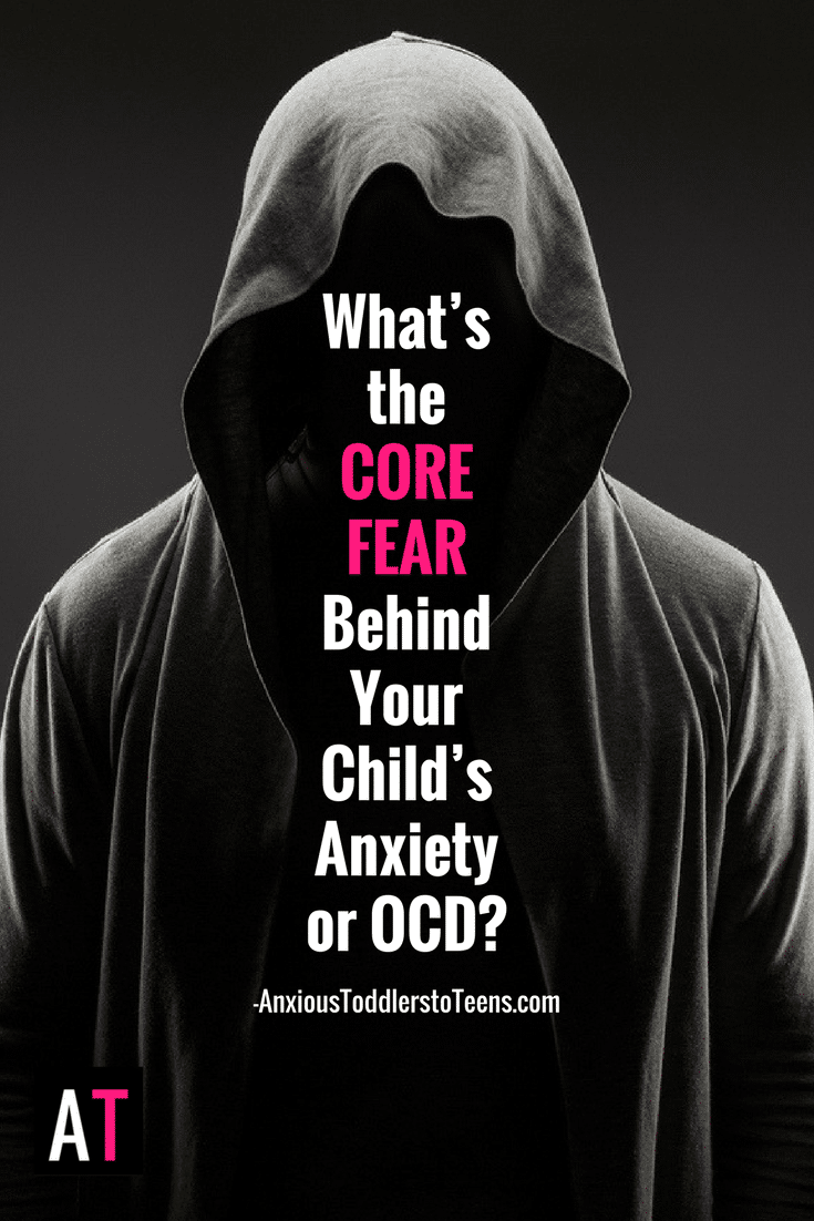 PSP 51: Learning How to Find the Core Fear Behind Your Child's Anxiety or OCD