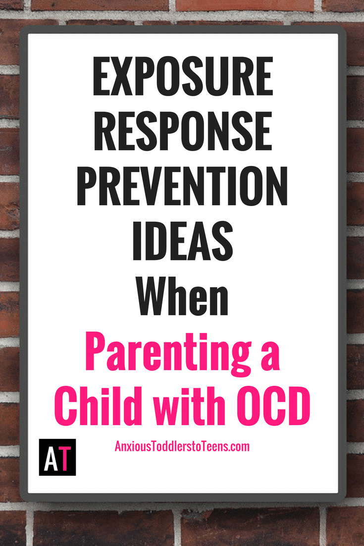 PSP 054: Exposure and Response Prevention Ideas for Parents Helping Children with OCD