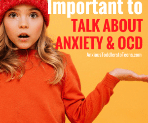 Ask the Child Therapist Episode 63 Kids Edition: Why is it so Important to Learn How to Talk About Anxiety & OCD