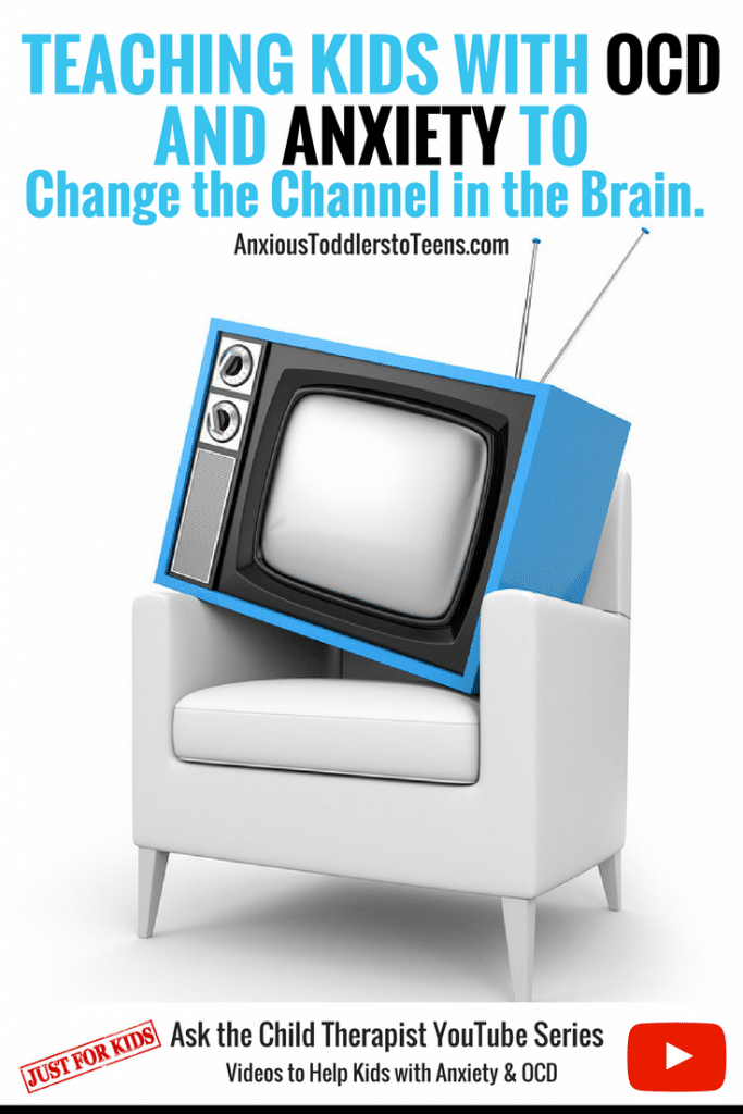 Child OCD and anxiety is dominating your child's thoughts. Let me teach them how to change the channel in their brain and get some control back.