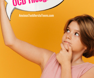 Ask The Child Therapist Episode 66 Kids Edition: Teaching Kids How to Deal with OCD Thoughts
