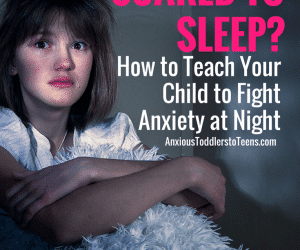 Ask the Child Therapist Kids Edition Episode 69: Is Your Child Scared to Sleep? How to Teach Them to Deal with Anxiety at Bedtime