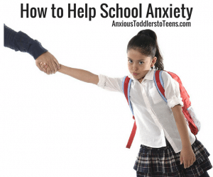 Ask the Child Therapist Episode 68 Kids Edition: Help! My Anxious Child Refuses to Go to School? How to Deal with School Anxiety.