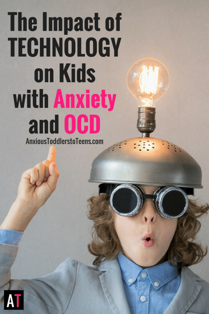 Technology impacts all kids, but it has a huge impact on kids with anxiety and OCD. Learn how to use, manage and control technology to harness the good that can come from it.