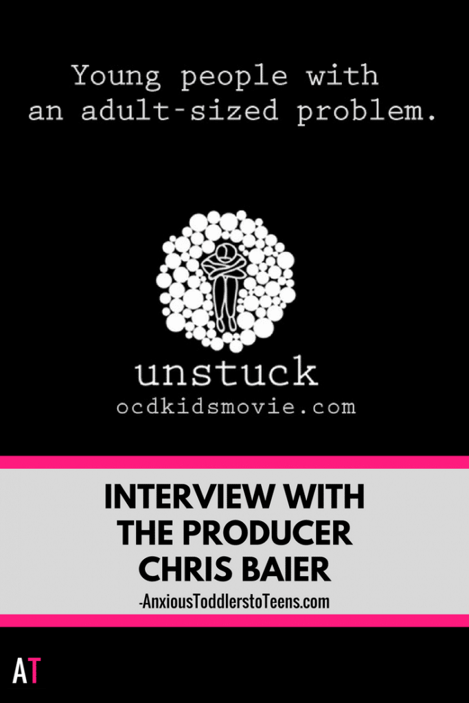 Interview with Chris Baier, the producer of the award-winning short film Unstuck: An OCD Kids Movie. We talk about parenting, OCD and how his documentary is helping educate the world about OCD.