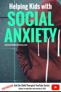 Social anxiety can make kids want to avoid any and all social interactions. In this week's youtube video I teach kids how to beat social anxiety one step at a time.