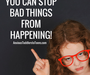 Ask the Child Therapist Episode 78 Kid Edition: The Biggest Lie Child OCD Tells Kids: You Can Stop Bad Things From Happening