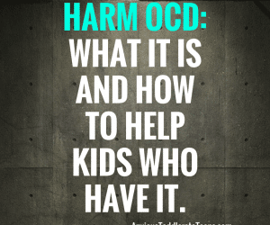 PSP 067: Harm OCD: What it is and How to Help Kids Who Have It.