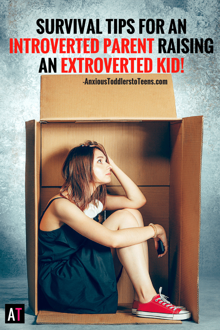 PSP 071: Are You an Introverted Parent Raising an Extroverted Kid? Tips on How to Survive!