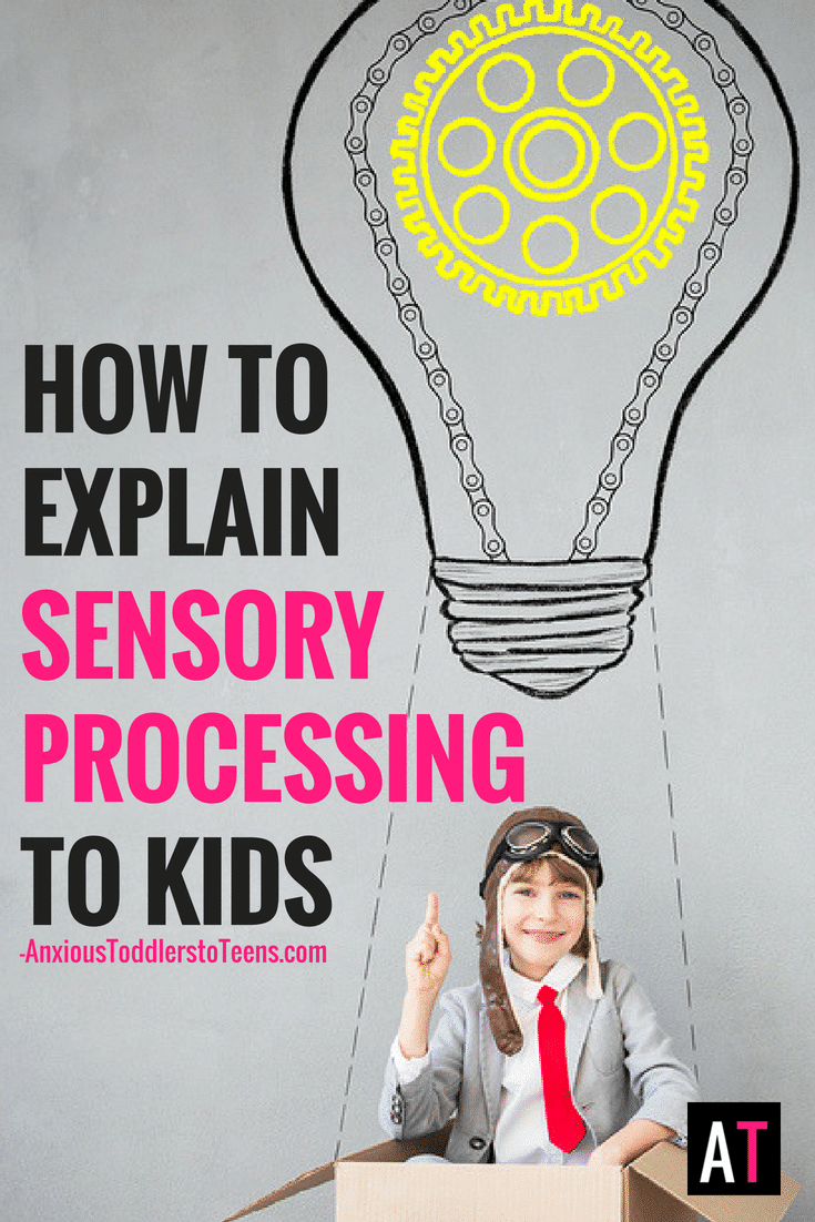 Kids with Sensory Processing Disorder need to understand SPD. Teach your kids what Sensory issues are with this kids Youtube video.