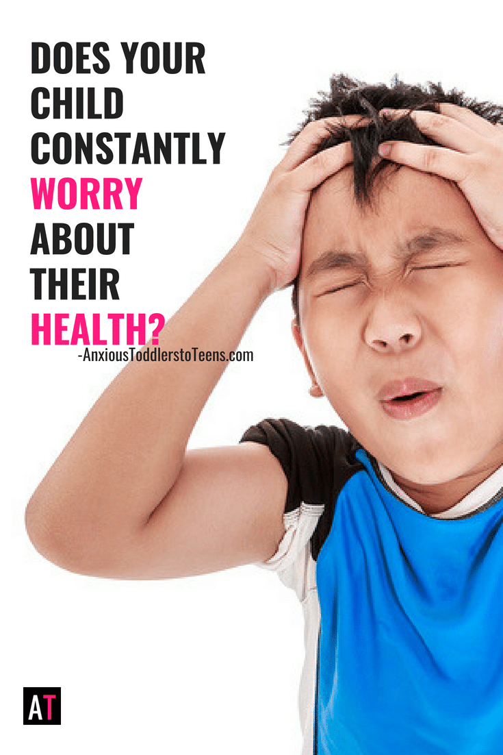 Ask the Child Therapist Episode 88: Helping Kids with Health Anxiety