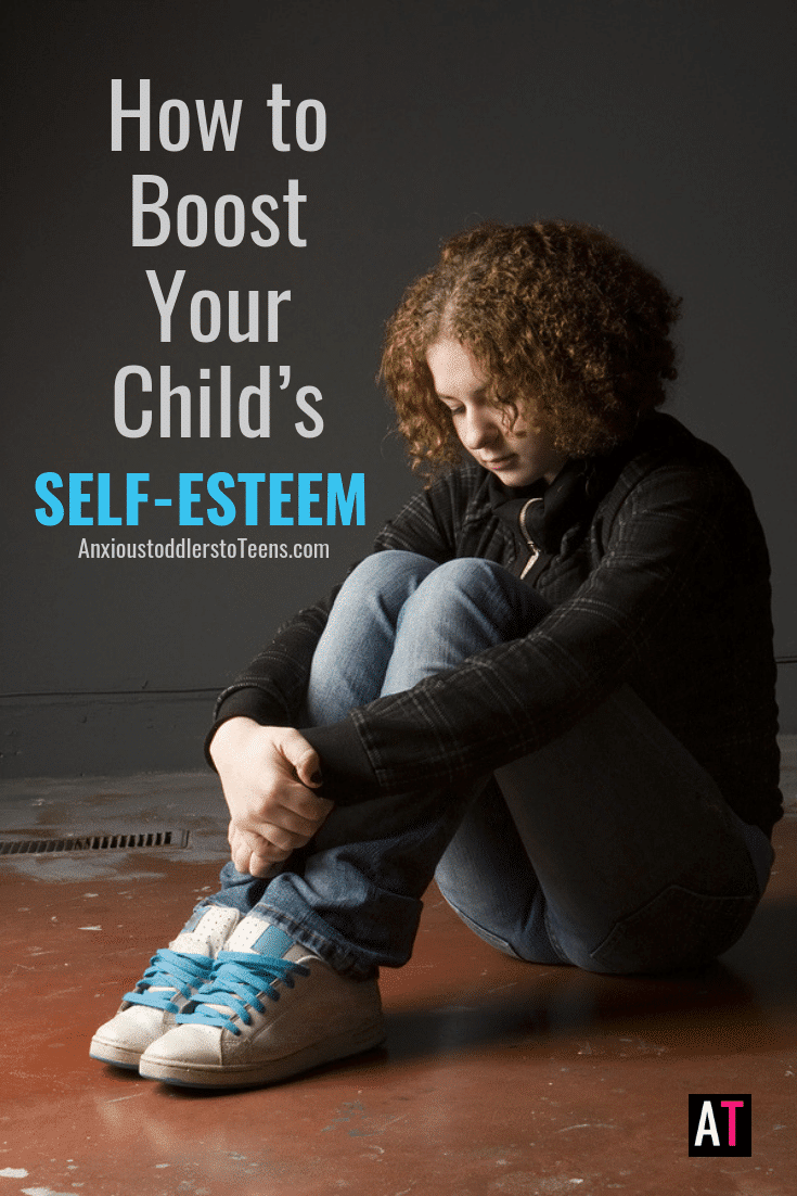 PSP 091: How to Boost Your Child's Self-Esteem